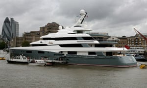 Family offices help look after superyachts.