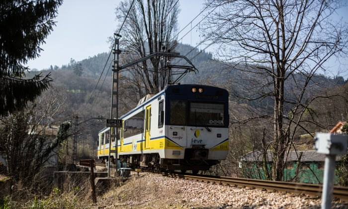 Slow train through Spain: a narrow-gauge ride through España