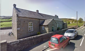 Arkengarthdale Church of England primary school in the Yorkshire dales