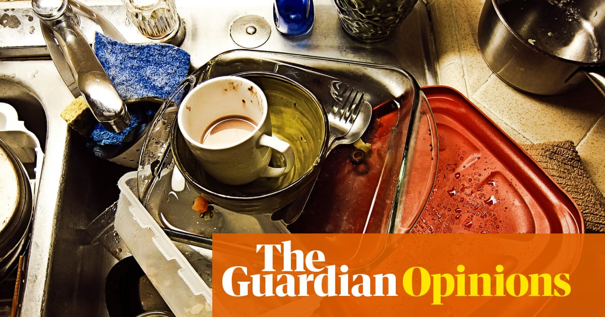 How do you convince a reluctant partner to do the housework? Go on strike
