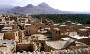 Al Hamra, Oman.