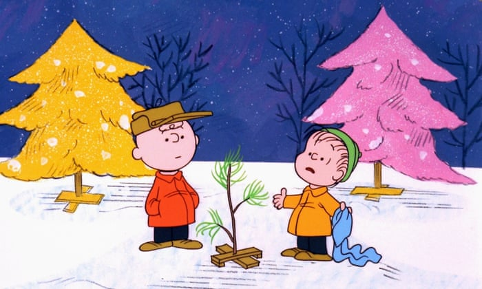 Charlie Brown V Blue Peter Holiday TV Specials In The US And UK Face Off