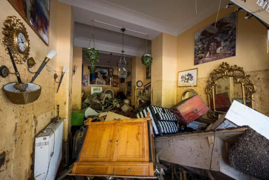 Udo Förtsch Antique Shop