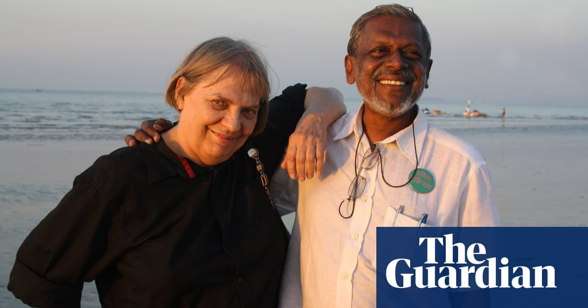 Gail Omvedt: US sociologist who 'lived by her principles' among India's poor