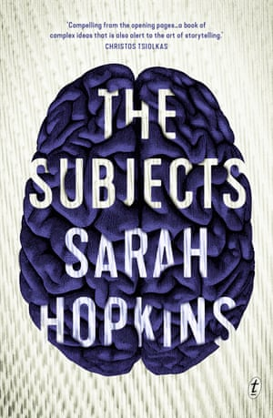 Cover image for The Subjects by Sarah Hopkins
