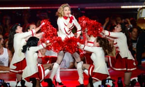 Who's that, um, girl: Madonna unveils her youthful new look on stage in Tel Aviv, 2012