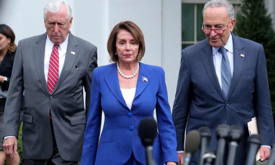 Facebook lobbyists have previously worked for several top Democrats including Steny Hoyer, Nancy Pelosi and Chuck Schumer.