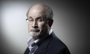 Salman Rushdie, who won the Man Booker in 1981, is nominated this year for Quichotte.