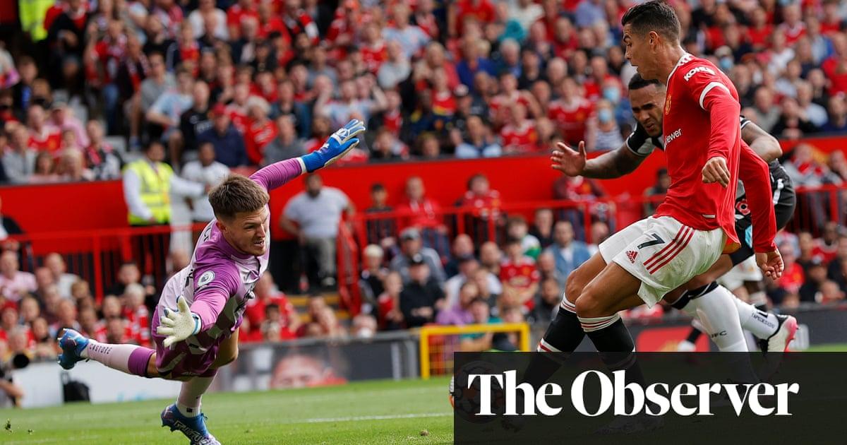 Cristiano Ronaldo makes dream return as Manchester United rout Newcastle