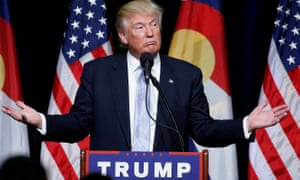 Donald Trump said: 'I like Paul, but these are horrible times for our country.'