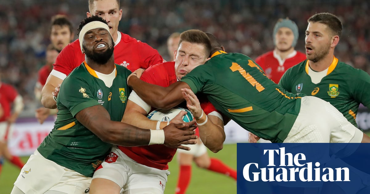 Attritional Springboks show there is more than one way to World Cup final | Gerard Meagher