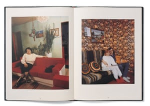 A spread from Against the Wall by Pekka Turunen, featured in The Photobook: A History, Volume 2.