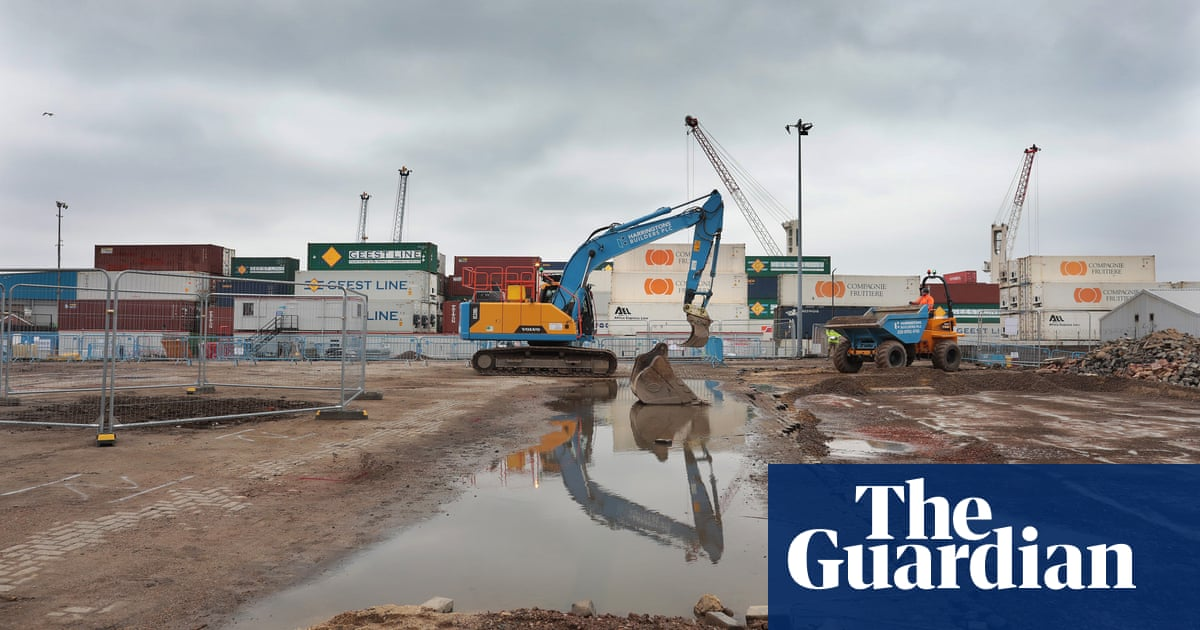 British ports say they are not ready for Brexit customs checks
