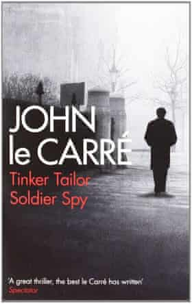 Cover of John le Carré's Tinker Tailor Soldier Spy