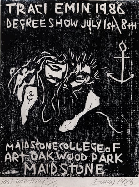 Dark night of the soul … Jaw Wrestling, 1986.