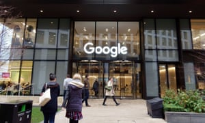Google offices in King's Cross, London
