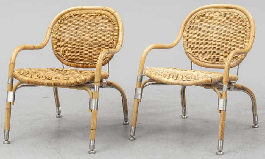 Mats Theselius' PS series chairs for Ikea