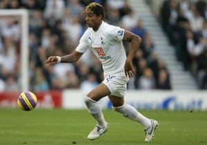 Boateng in action from Tottenham in 2007