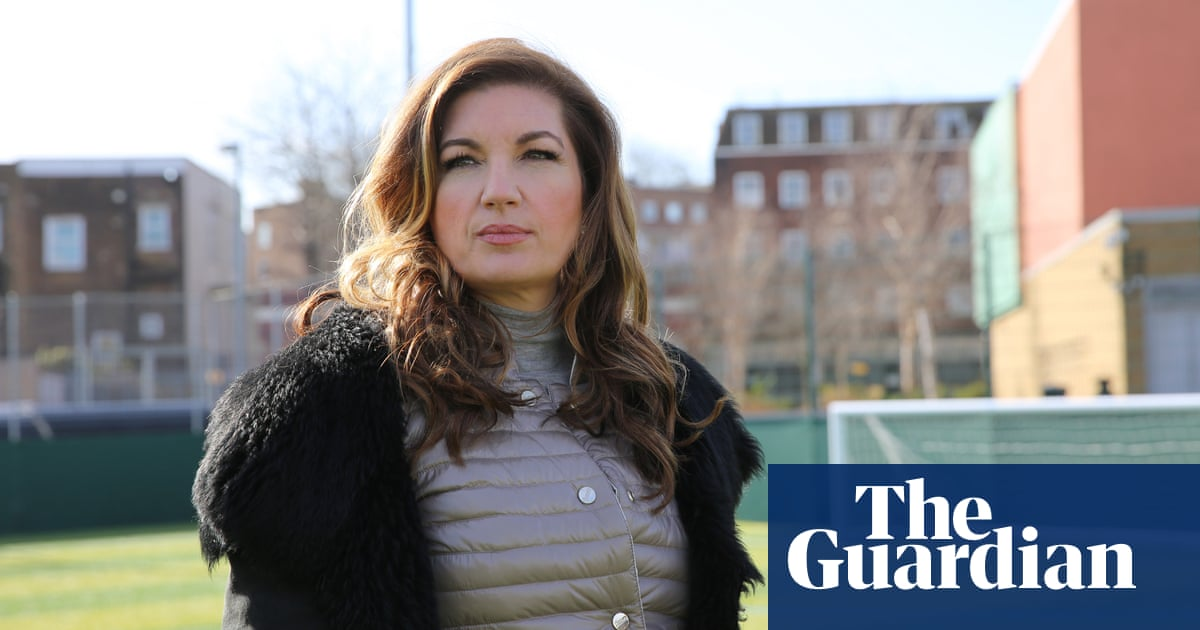 Karren Brady: 'I've never walked away from anything – and I'm not