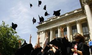 Graduates at the University of Portsmouth