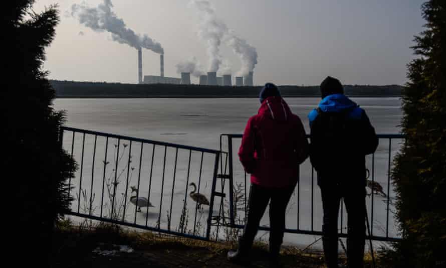 Belchatów power station in Poland.