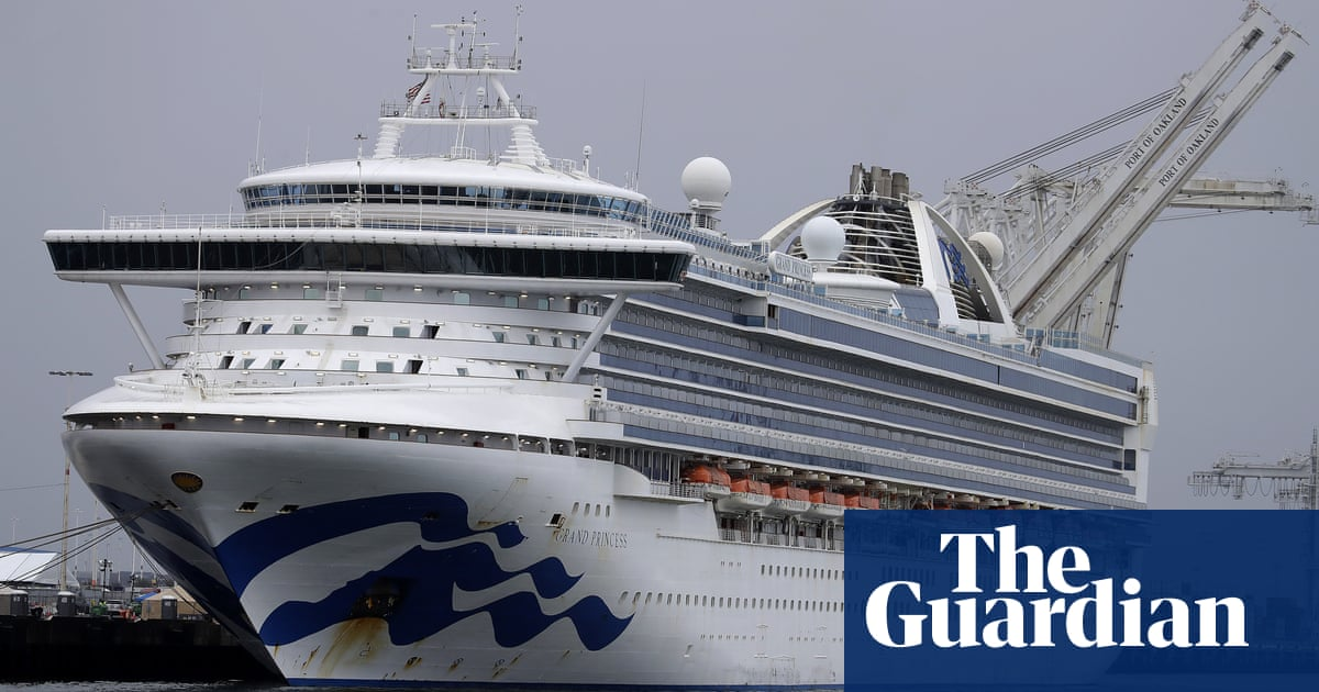 End Of The Cruise Industry Struggles Through Rough Waters Of Coronavirus Crisis Cruises The Guardian
