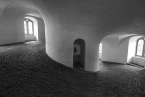 <strong>Round is the Old Square by Sheila Unwin, Arizona, USA</strong> The Rundetårn is a 17 Century building still standing today. It was originally built as an observatory and today is a tourist attraction and museum.