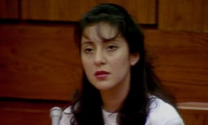 The media weren't that concerned when Lorena Bobbitt talked about domestic violence in her marriage.