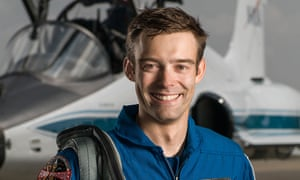 Robb Kulin, one of Nasa's new astronaut candidates