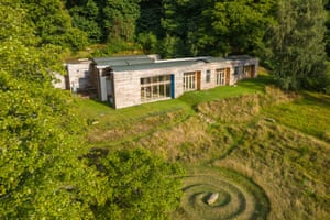 Fantasy :odd roof : Iping, West Sussex