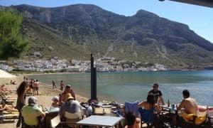Isalos-All Day Restaurant Bar,