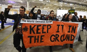 Keep it in the Ground coal oil gas Congress