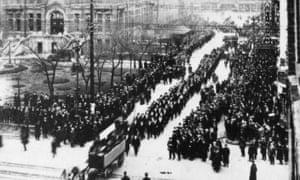 Winnipeg protest, 1919