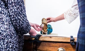 A guinea pig gets into role for Bloomsbury's A Guinea Pig Nativity