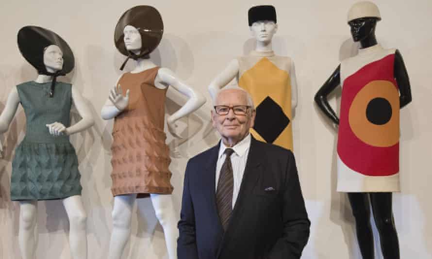 Pierre Cardin obituary | Fashion | The Guardian