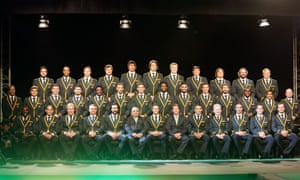Last week the South Africa coach Heyneke Meyer said he had met the minimum selection quota of 30% non-white players in his World Cup squad.