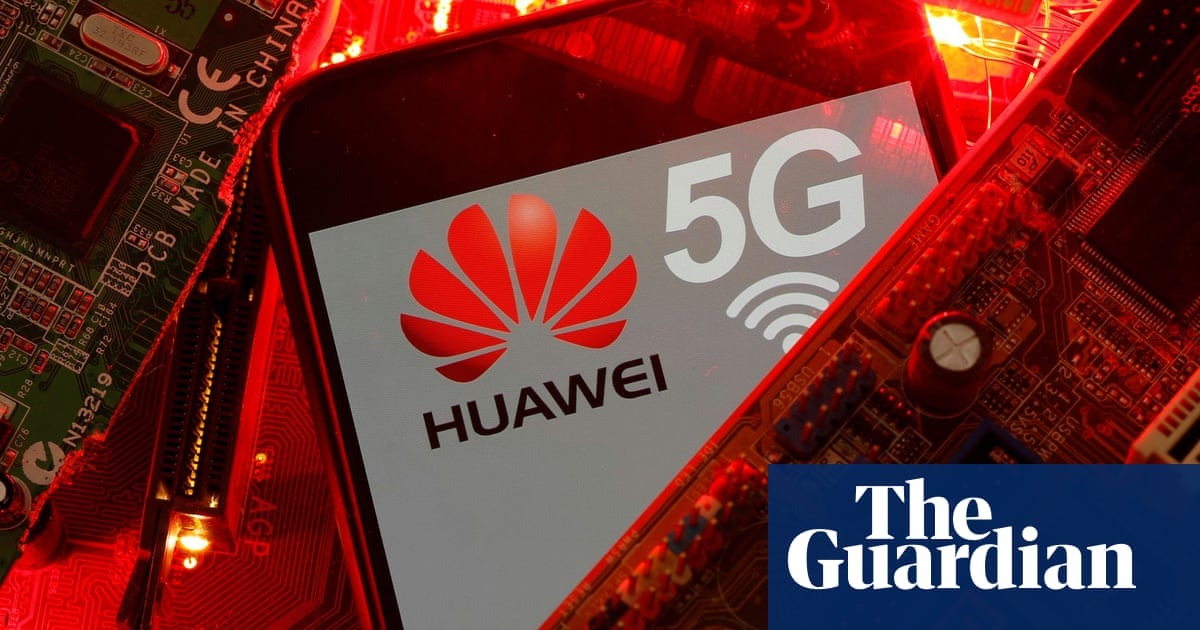 Chinese media calls for 'pain' over UK Huawei ban as Trump claims credit