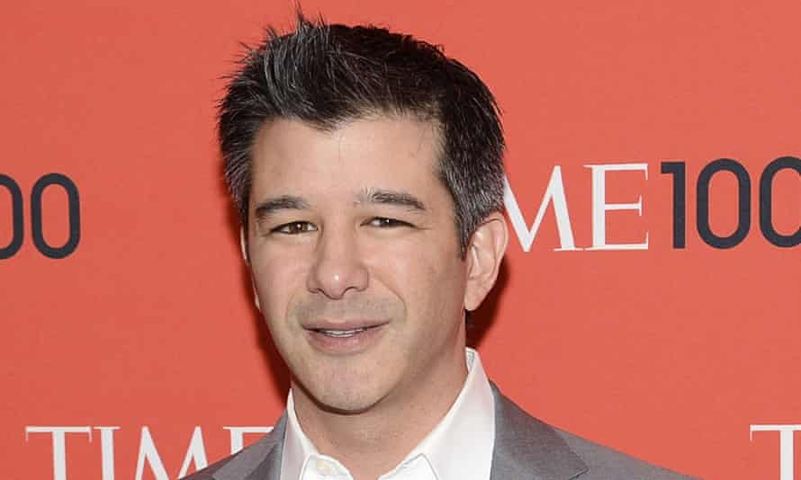Travis Kalanick's mother, Bonnie, has been killed in a boating accident.