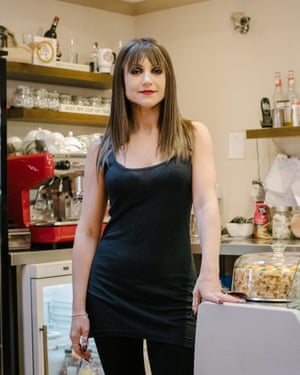 Sara Bailey, owner of Hot Gossip cafe
