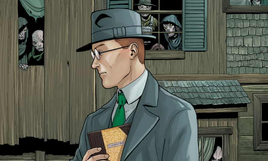 Providence: Act 1 by Alan Moore and Jacen Burrows.