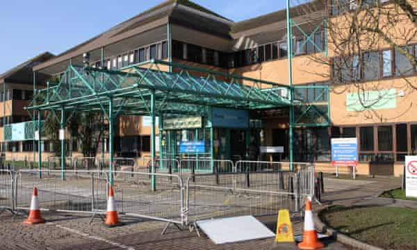 Asymptomatic staff test positive for Covid-19 at Somerset hospital