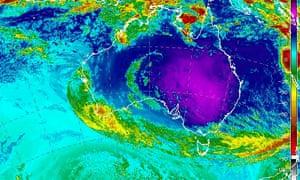 Temperatures across Australia on Friday