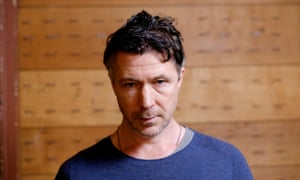 Aiden Gillen: 'What is your greatest fear? Being tickled to death by large spiders'