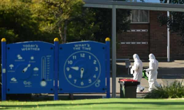 School closures have had no substantial effect on learning, a study of last year's NSW lockdown found.