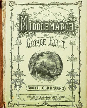 Middlemarch book covers