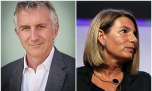 Chris Clark said he does not have the time to be chairman of UK Athletics while Joanna Adams will have the task of rebuilding the organisation's battered reputation.
