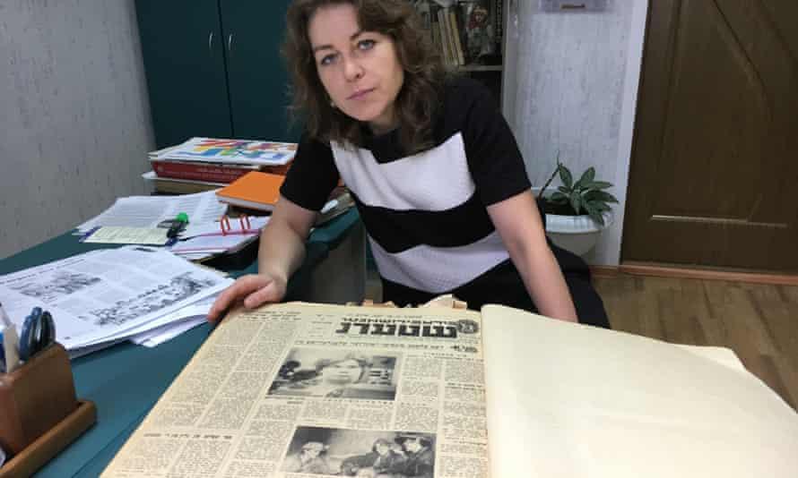 Elena Sarashevskaya