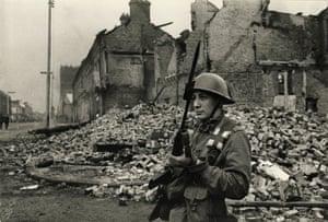 Derry, Northern Ireland, 1969.