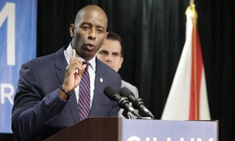 The politics minute: Obama backs progressive Gillum in Florida