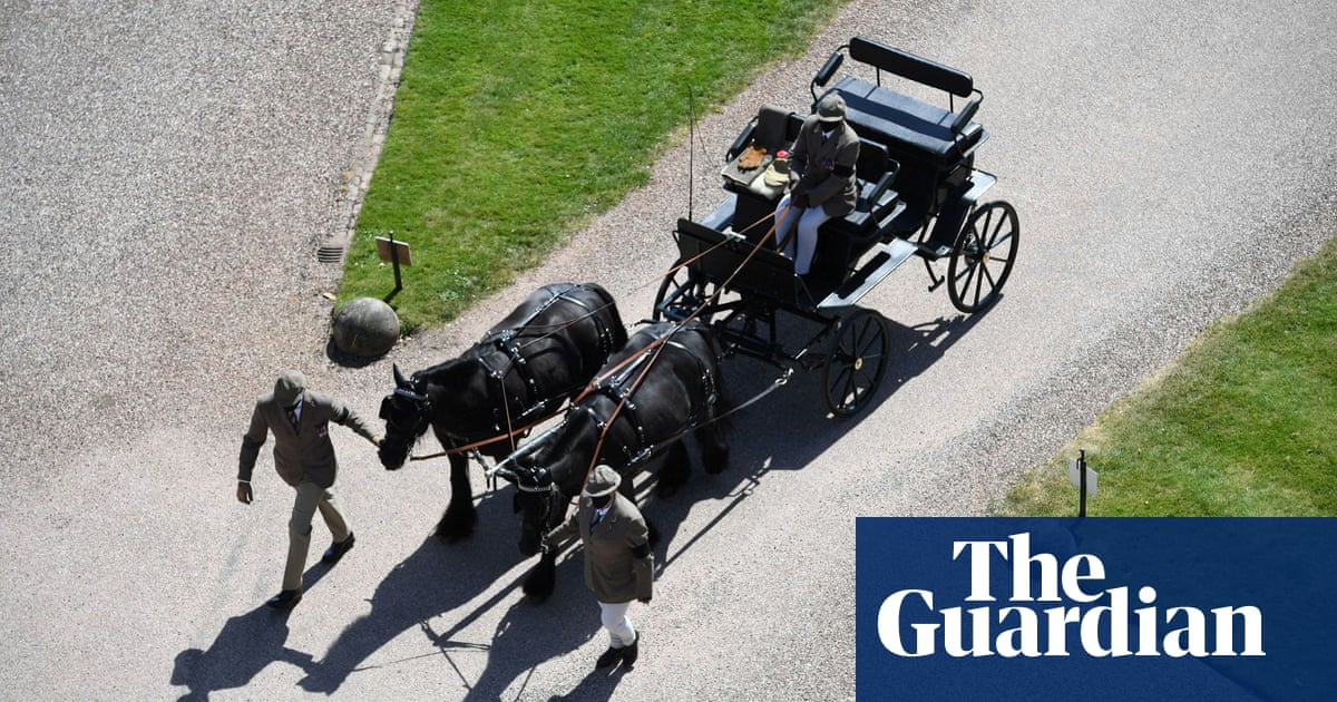 From ponies to pipes: the personal touches at Prince Philip's funeral